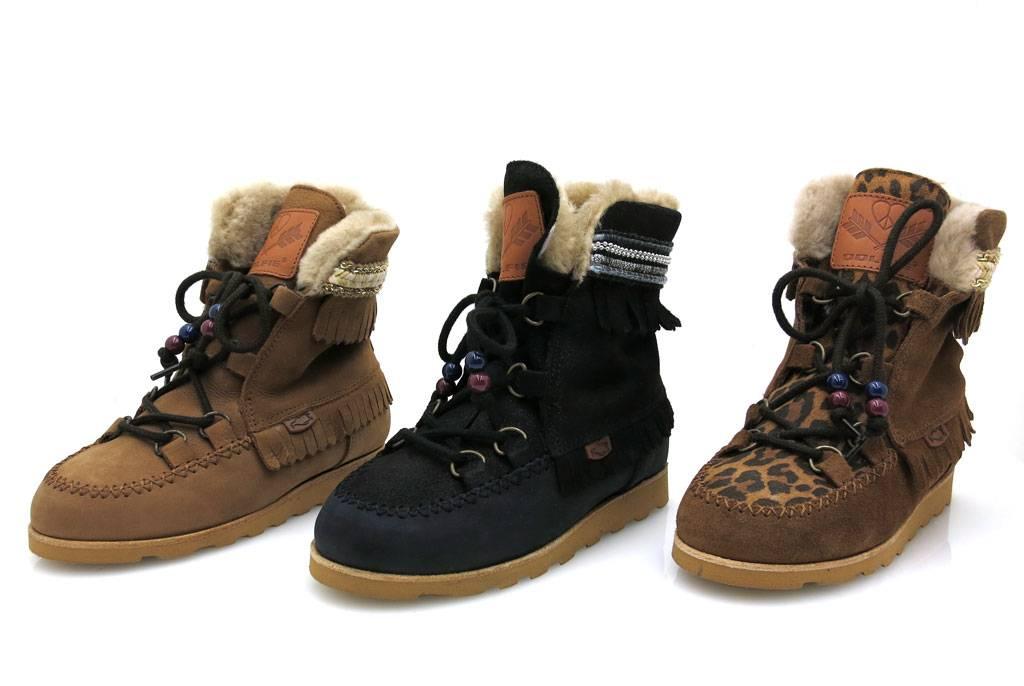 dolfie - Botas con piel de cordero - Zapatos Infantiles - Niños Indiana Kids a99f48dae10