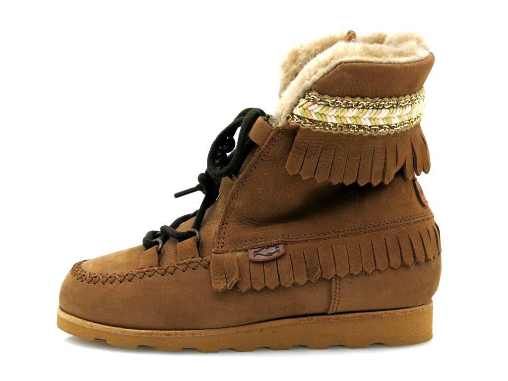 dolfie - Botas con piel de cordero - Zapatos Infantiles - Niños ... 8b06ca9c77a